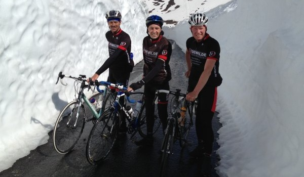 Dewilde Engineering op de Tourmalet