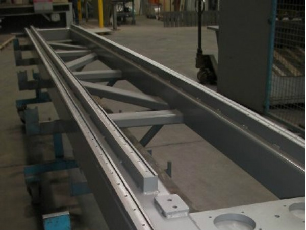 fraisage chassis 5 m